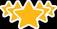 5-stars-sign